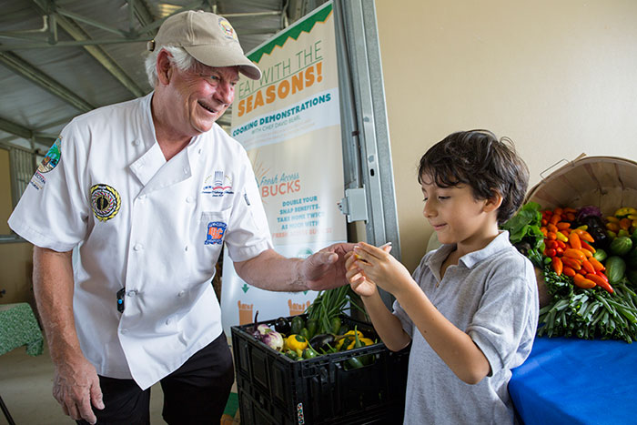Bok Tower, UF/IFAS Partnership Yields Agriculture and Nutrition Education